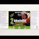 DIY #2 Alkalinity – 30 lbs