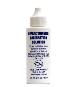 REFRACTONMETER Calibration Solution