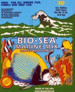 BIO-SEA® MARINEMIX for 25 Gallon Tank